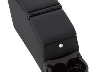 Rampage 31615 Denim Black Deluxe locking Center Console