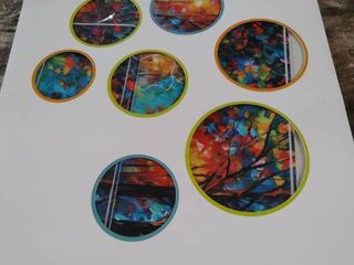 Ieasso Originality Stickers