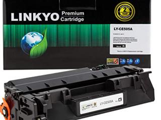 Linkyo Premium Cartridge HP CE505A black