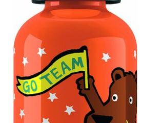 SIGG Aluminum Water bottle BPA free Orange