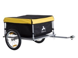 Aosom Elite Bike Cargo Trailer  Retail 119 99