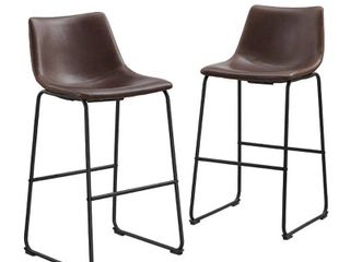 Worthington Set of 2 Bar Stools by Bellamy Studios