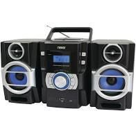 Portable MP3 CD Player with Pll FM Stereo Radio   USB Input