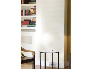 lens Accent Table   20  dia  x 24  H  Retail 88 99