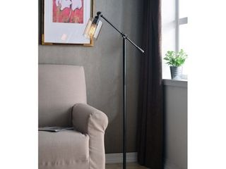Thomas 57 inch Bronze Adjustable Floor lamp  Retail 107 49