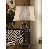 Gears Antique Metal 29 inch Table lamp  Retail 139 99