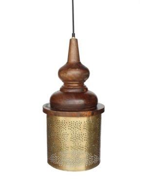 Celestial Brass Pendant  Retail 137 49