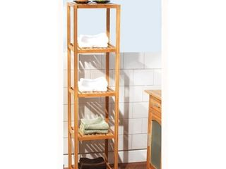 Simple living Bamboo 5 tier Shelf  Retail 84 49