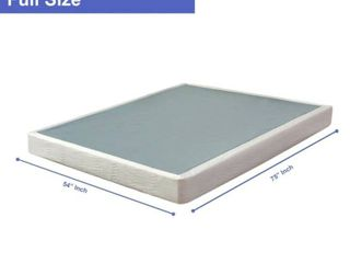 ONETAN  5  Wood Unassembled Box Spring Foundation For Mattress  Retail 148 49