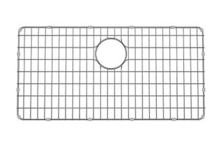 Kraus BG3117 29 inch Stainless Steel Bottom Grid for Kitchen Sink   28 63  x 14 38  x 0 38