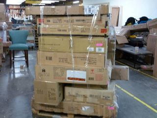 Pallet of Furniture And Home Decor