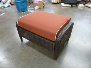 Rectangular Outdoor Ottoman
