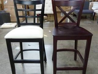 Lot of 2 Barstools