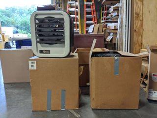3  QMark Heaters MUH158