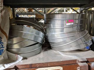 Stainless Steel Couplings And Reducers