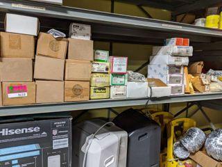 TXV Valves And Assorted Items