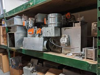 Motorized Dampers And More