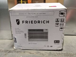 Friedrich Universal Fit Thru The Wall Air Conditioner With Electric Heat