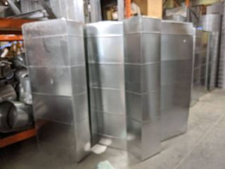 Square Duct Assorted Sizes