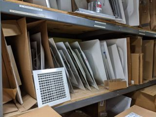Assorted Grilles Diffusers