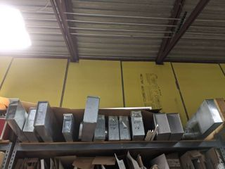 Assorted linear Diffusers