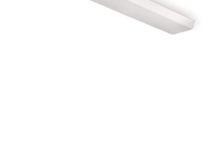 lithonia lighting DDM48 U lED Ceiling light High Impact Acrylic lens for use with DMW 250 watts  48 inch   White  Replacement