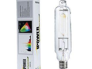 iPower GlBUlBM1000 1000 Watt MH Grow light Bulb for Magnetic and Digital Ballast