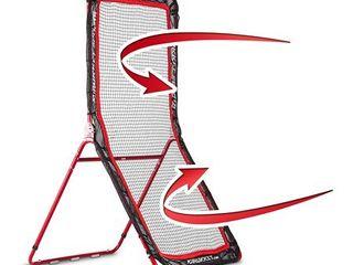 Rukket 4x7ft Baseball   Softball Rebounder Pitch Back Training Screen