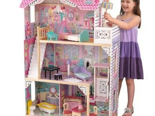 KidKraft Annabelle Dollhouse with 17 accessories included