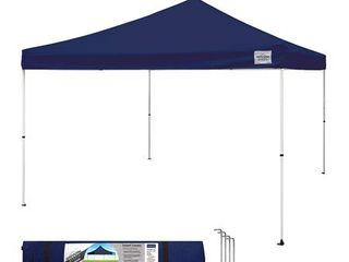 Caravan Canopy Sports 21208100060 12  x 12  Navy Blue M Series Pro Straight Canop Not Inspectedy