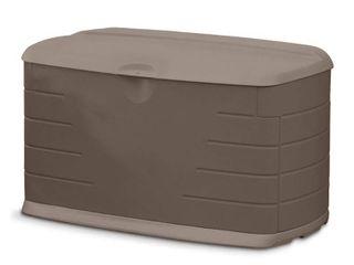 Deck Box  Rubbermaid Medium Deck Box with Seat