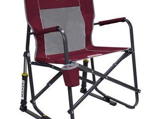 GCI Outdoor Freestyle Rocker Chair  Cinnamon