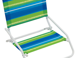 Rio Wave 1 position sand chair    Sea Stripes