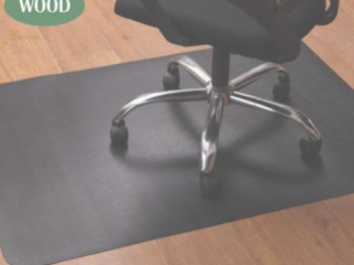 lesonic Chair Mat Blue Office or Home Use    35 1 2