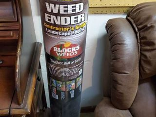 4 foot x 200 ft Contractors Pack Weed Ender landscape Fabric NIB