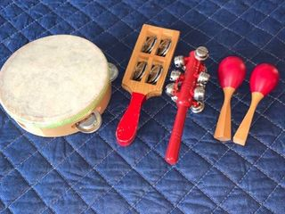 Miniature Wood Handled Instruments location Storage