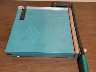 Buddy Products Paper Cutter