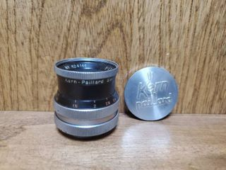 Kern Paillars Pizar 1 1 5 f   25 mm H16   424146 with Front Cap