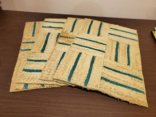 Wooven Wicker Placemats