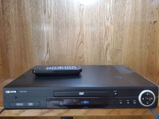 Curtis DVD Player Tested and Working with Remote