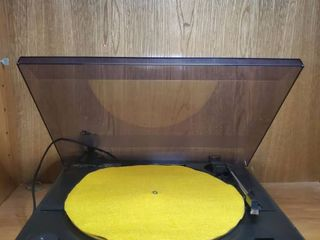 Sony PS lX300USB Stereo Turntable System Tested and Working