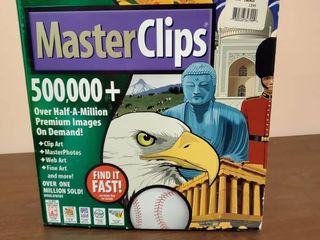 Master Clips Computer Software