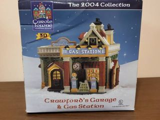 2004 Collection of Crawfords Garage   Gas Station