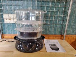 3 Tier Food Steamer   Rice Cooker