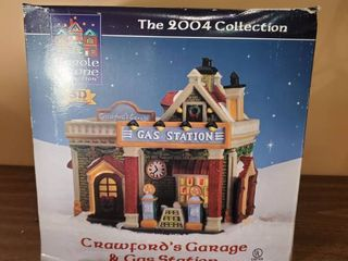 Crawfords Collection Gas Station