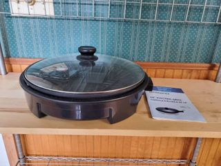 Ambiano 14 inch Electric Grill