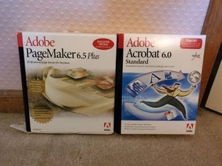 Adobe 6 0 and 6 5 Plus