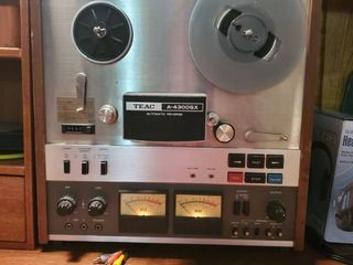 TEAC A 4300SX AUTOMATIC REVERSE