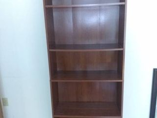 Nice Wooden Shelf With 5 Spaces 72x30