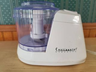Continental Electric Blender  Tested and Working